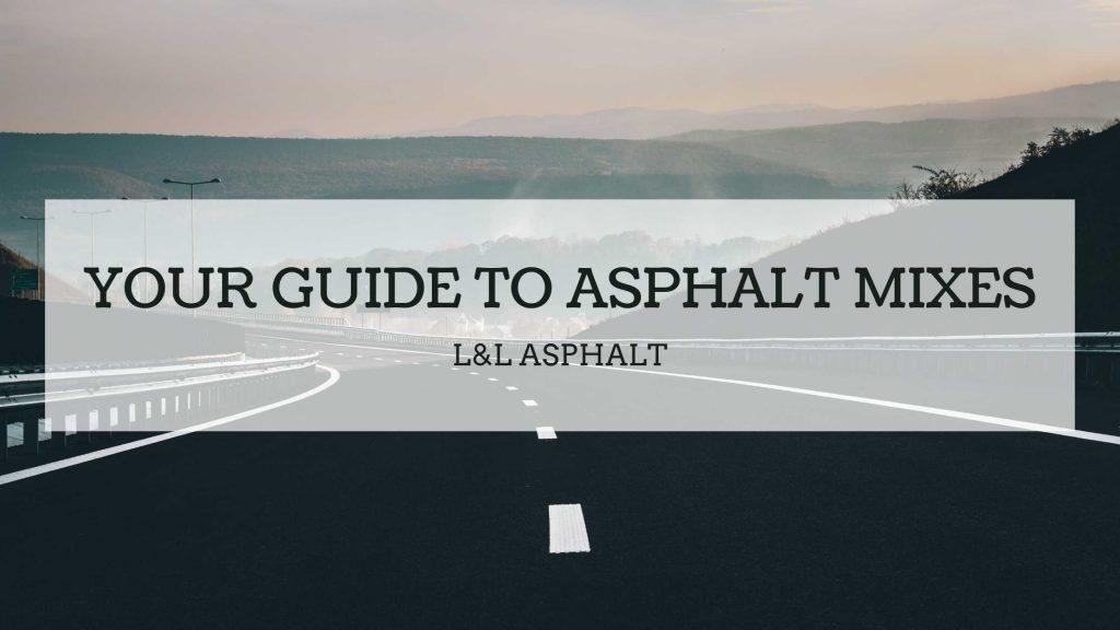 asphalt mixes