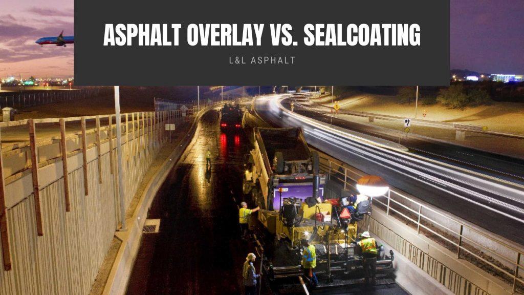 asphalt overlay